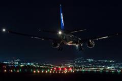 新千歳発全日空780便