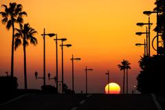 ALWAYS 和歌山の夕日