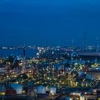 CANON Canon EOS 70Dで撮影した(四日市工場夜景)の写真(画像)