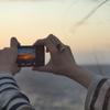 夕日カメラ