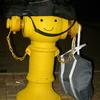 消火栓君 なにがあってもニコニコ^^
