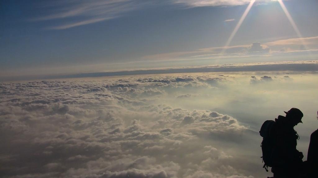2009 夏 富士山