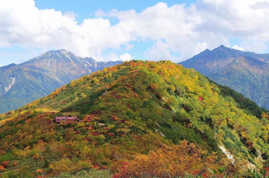 裏剱岳 山行17