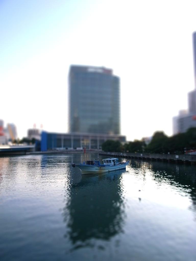横浜 by TiltShiftMaker