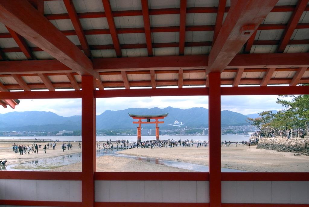 厳島神社 HDR(4)