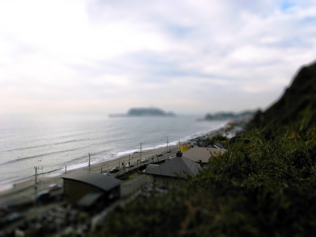 江ノ島 by TiltShiftMaker
