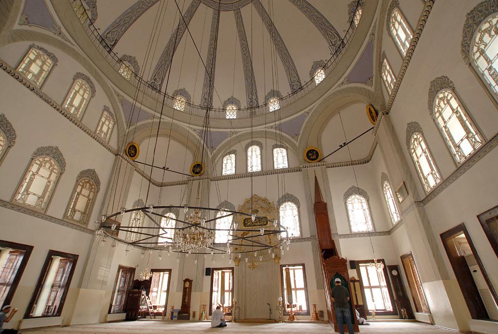 エミール・スルタン・ジャーミィ礼拝堂