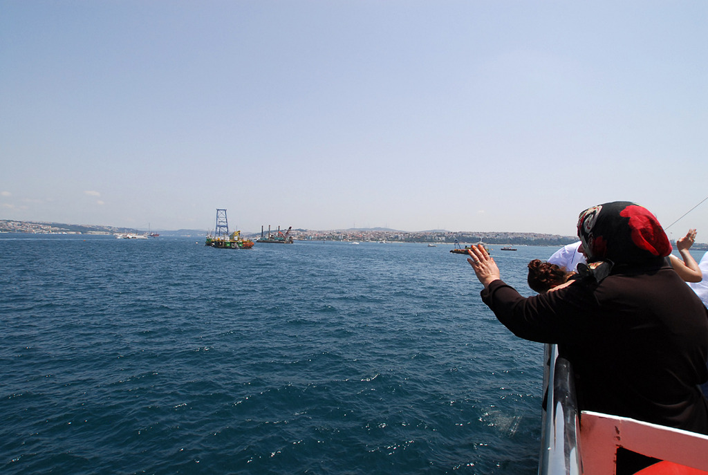 ボルポラス海峡