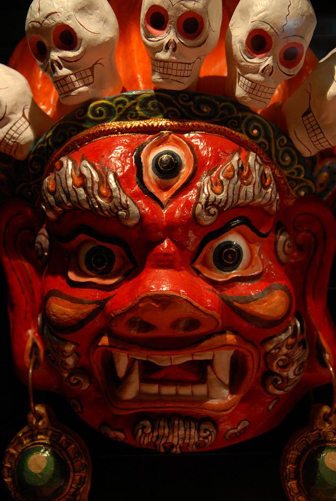 チベットの神