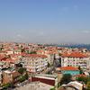 イェディクレから見るイスタンブール旧市街