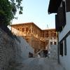 新築の伝統家屋