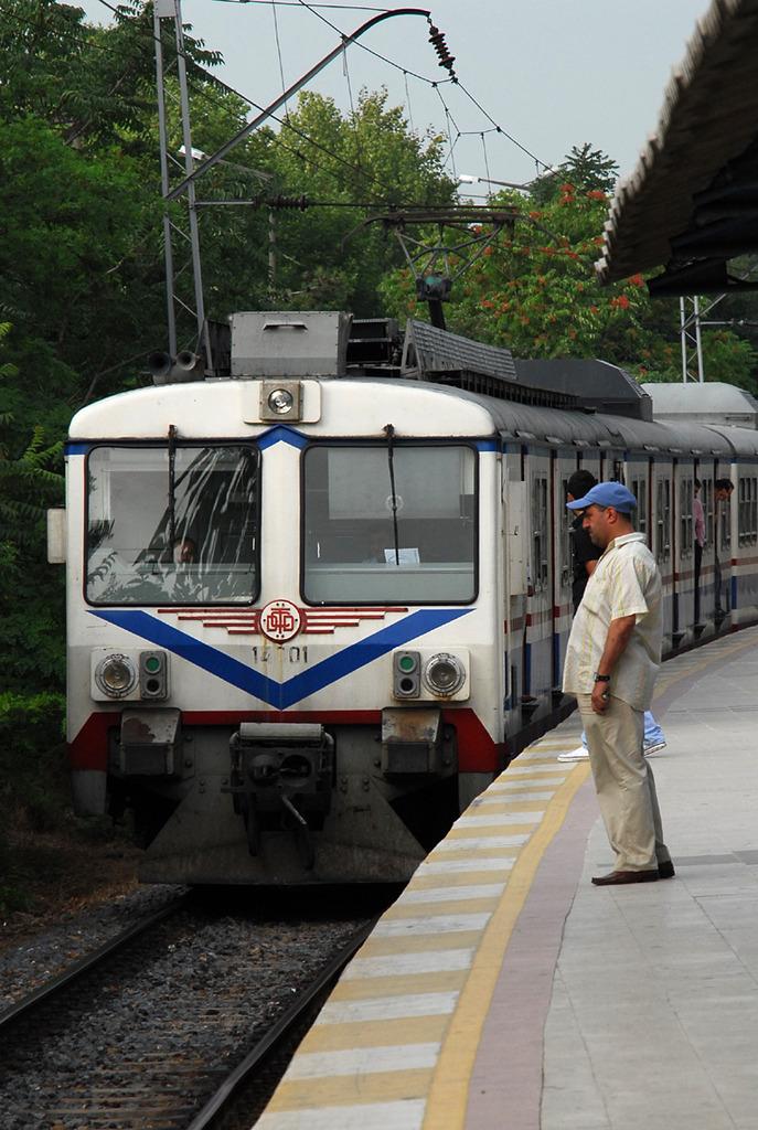 トルコ国鉄のローカル列車