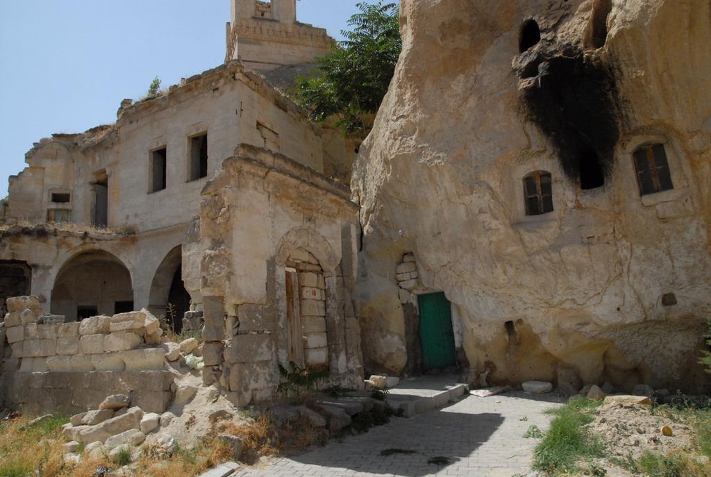 ギリシア人の住んでいた街