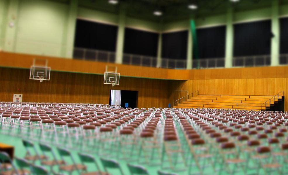 卒業式準備01