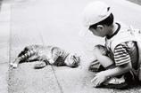 長男と猫氏 #2
