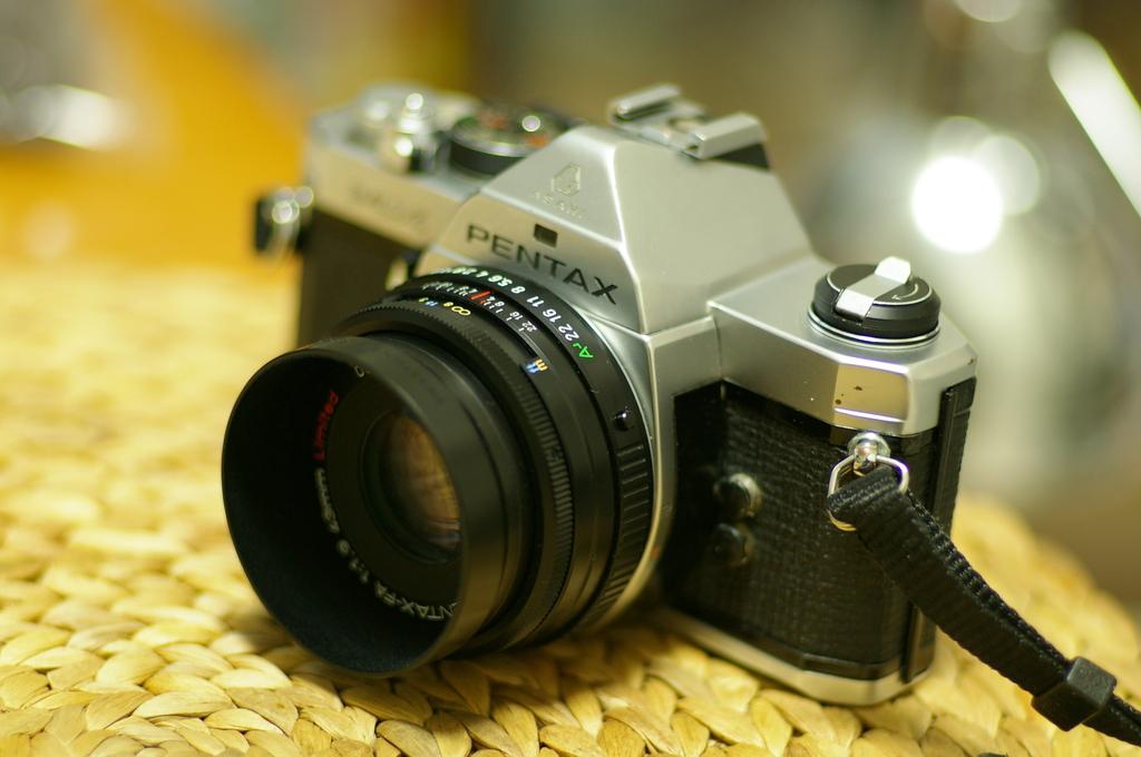 PENTAX MX + FA43mm F1.9 Limited