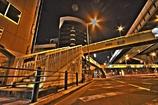 歩道橋HDR