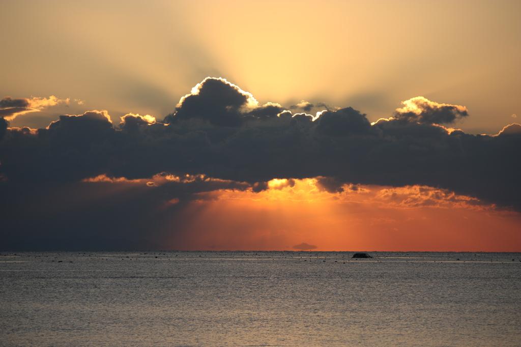 徳島市 小松海岸
