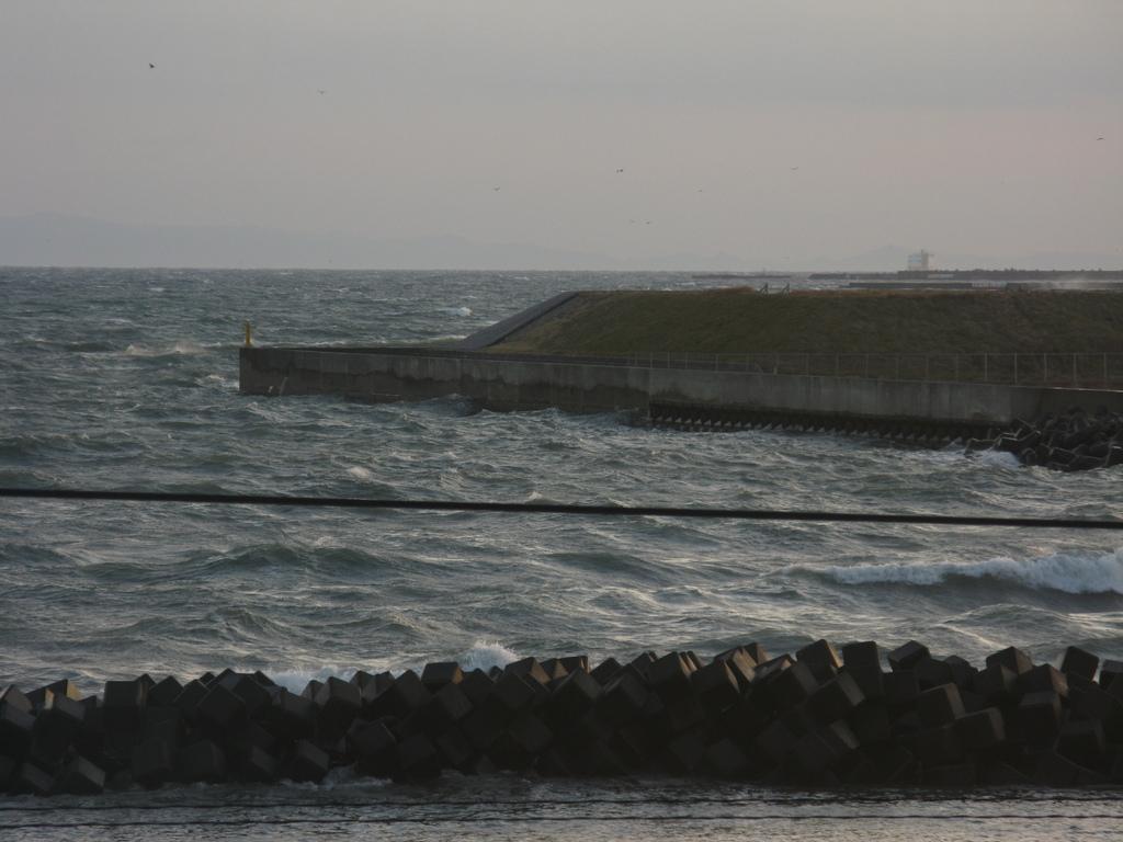 御前崎の海