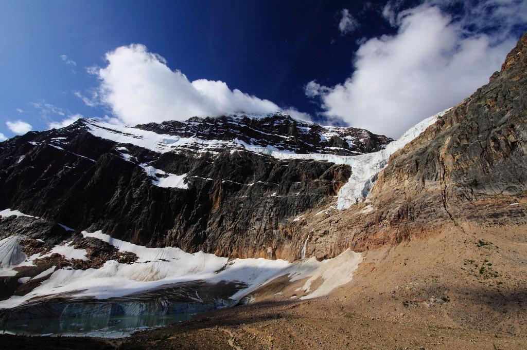 エンジェル氷河