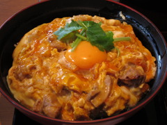 The 親子丼