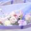 花を贈る、相手もいないのに買ってみる。