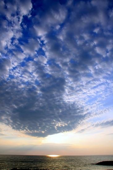 夕焼け雲 2