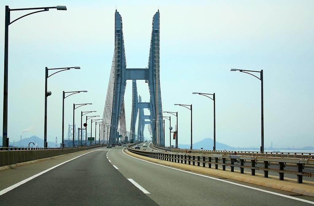 瀬戸大橋GO