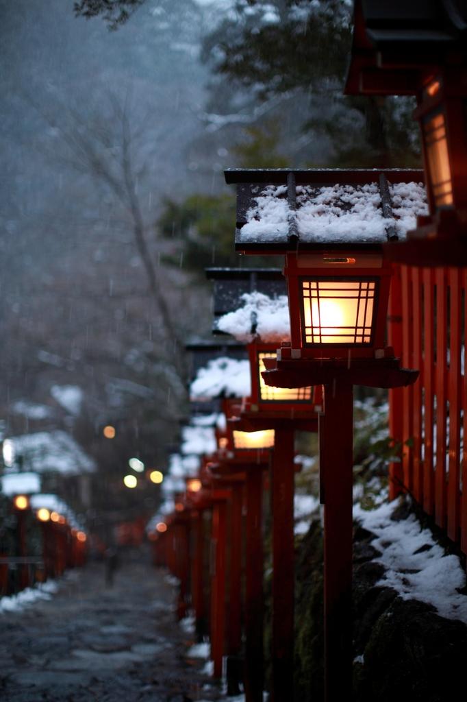 京都・貴船神社