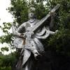 石手寺のギタリスト