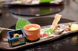 京都 一の傳 季節の前菜