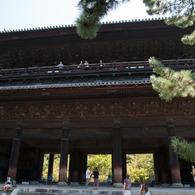 NIKON NIKON D300で撮影した(南禅寺 三門)の写真(画像)