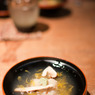 NIKON NIKON D300で撮影した(枝魯枝魯 えびしんじょうの椀物)の写真(画像)