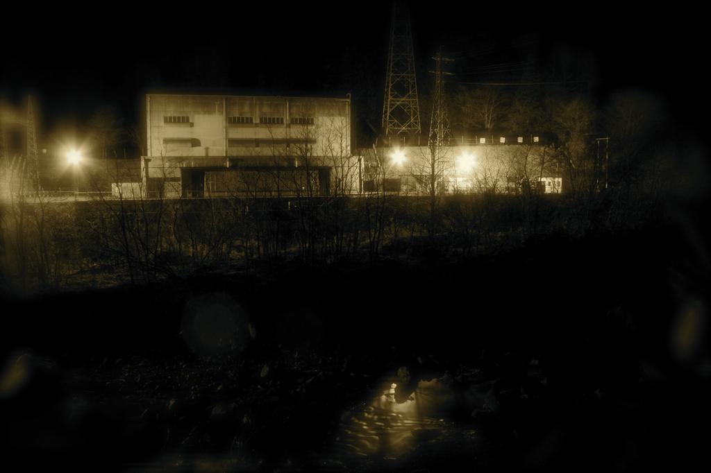 発電所#1