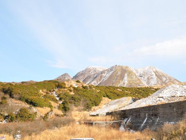 阿蘇山付近