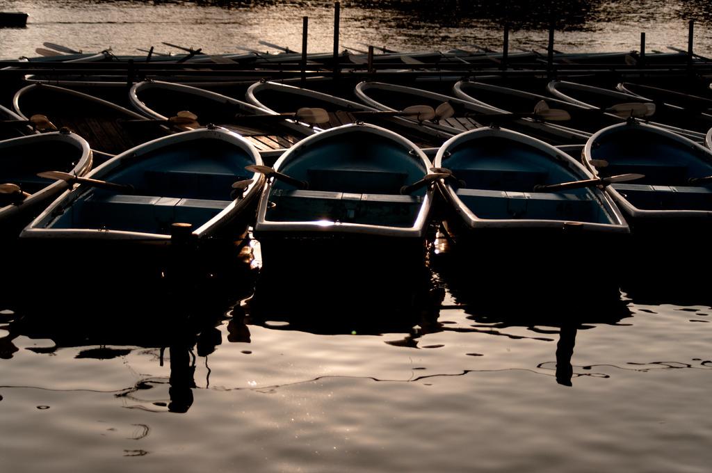 不忍池-ボート