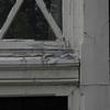 白ペンキの窓