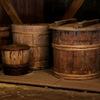樽のならぶ蔵