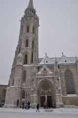 マーチャーシュ聖堂