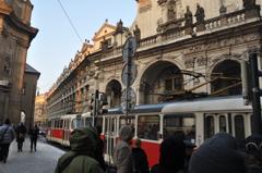 プラハ市内