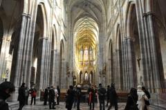 聖ヴィート大聖堂内部