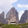 The Tre Cime di Lavaredo, The Symbol
