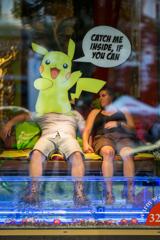 Pikachu Massage