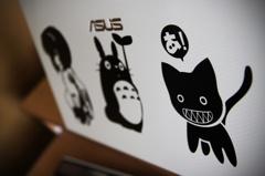 My Neko-Totoro-Evangelion-book