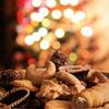 私のクリスマスお菓子 24/12/2009