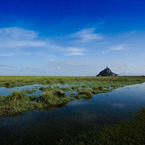 CANON Canon EOS 5D Mark IIで撮影した風景(青き大空の下で)の写真(画像)