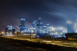 PowerWorks in the Smoky-Blue-Night