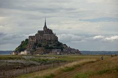 Le Mont Saint-Michel  2009 Summer