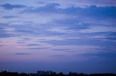夕景フロリダ