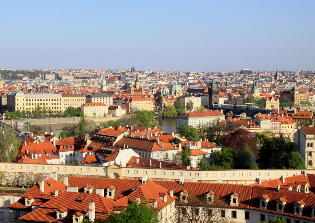 東欧見聞録 Praha, Czech